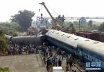 印度东南部一列车脱轨 至少39人死亡 - 新闻频道