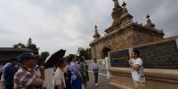 40市民组团采风 探访昆明老地名背后的故事 - 云南频道