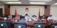 市人大常委会党组会议专题研究立法工作 - 人民代表大会常务委员会
