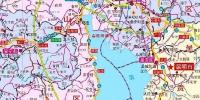 滇池地理位置(图片来源于网络) - 政府