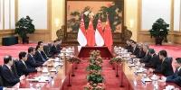 李克强同新加坡总理李显龙举行会谈 - 人力资源和社会保障厅