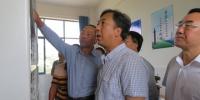 省人大常委会副主任李培率检查组到我市检查义务教育工作情况 - 人民代表大会常务委员会