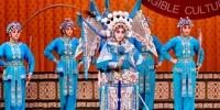 云南非遗--从生活的本真到艺术的回归 云南省首届传统戏剧曲艺汇演精彩亮相 - 文化厅