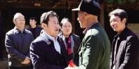 陈坚率队到洱源开展春节走访慰问活动 - 大理白族自治州人民政府