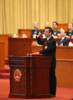 十三届全国人大一次会议举行第六次全体会议 - 人力资源和社会保障厅