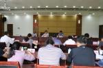 王菊率第一督察组督察河长制和河长履职情况 - 人民代表大会常务委员会