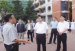 杨健朱建斌等领导看望慰问大理州教育工作者 - 大理白族自治州人民政府