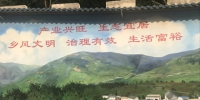 理想信念与创新发展----永胜村文化墙创意 - 人民代表大会常务委员会