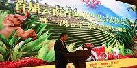 云南省与阿里巴巴集团兴农扶贫大会启动仪式在昆明举行 - 商务之窗
