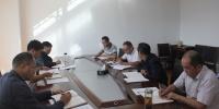 市人大常委会机关一支部第一党小组开展小组活动 - 人民代表大会常务委员会