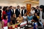陈豪率云南省友好代表团访问缅甸 - 外事侨务办