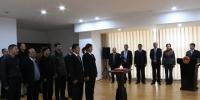市人大常委会举行宪法宣誓仪式 - 人民代表大会常务委员会