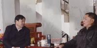 杨健走访慰问挂钩联系离退休老干部 - 大理白族自治州人民政府