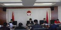 李华松参加一支部党员大会暨组织生活会和民主评议党员 - 人民代表大会常务委员会