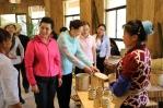 走村、入户、进校,和红梅带队省妇联第一调研组深入临沧实地调研 - 妇联
