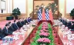 习近平同希腊总统会谈 分别会见柬埔寨国王 斯里兰卡总统 新加坡总统 亚美尼亚总理 - 人力资源和社会保障厅