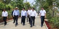 省人大常委会副主任李培率队到凤庆调研古茶树立法保护工作 - 人民代表大会常务委员会