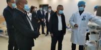 胡德扬率队调研公共卫生防疫体系建设工作情况 - 人民代表大会常务委员会